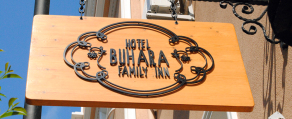 Hotel Buhara Family Inn  Welcome!